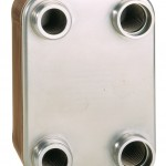 Plattenwärmetauscher für Systemtrennungen in Heizungsanlagen