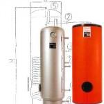 Speicher-Wassererwärmer SHI