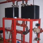 Fernwärmeübergabestation