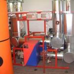 Fernwärmeübergabestation - Automationssystem TROVIS 5400 und Wärmetauscherfolgeschaltung TROVIS 5474